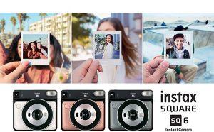 Fujifilm chuẩn bị giới thiệu Instax SQ6 – máy ảnh thế hệ mới lấy ngay ảnh
