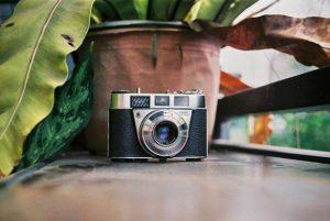Máy ảnh film – Thú chơi dành cho những người trẻ hoài cổ