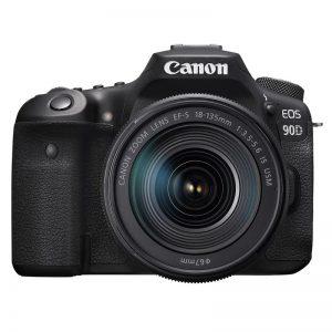 Canon EOS 90D kit 18-135 IS USM (Mới 100%) – bảo hành 01 năm